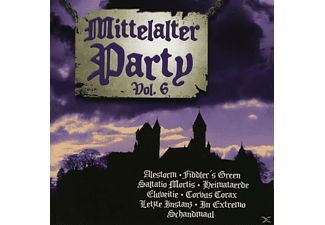 VARIOUS - Mittelalter Party Vi - (CD)