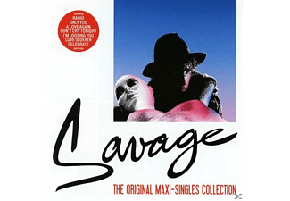 Savage - The Original Maxi-Singles Coll - (CD)