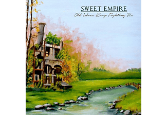 Sweet Empire - Old Ideas Keep Fighting Us - (CD)