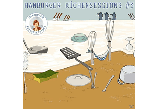 VARIOUS - Hamburger Küchensessions #3 - (CD)