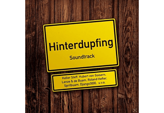 VARIOUS - Hinterdupfing - Soundtrack [CD]