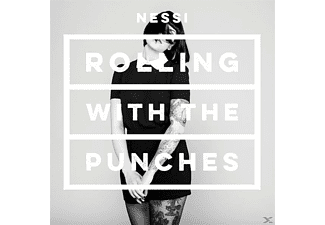 Nessi - Rolling With The Punches [CD]