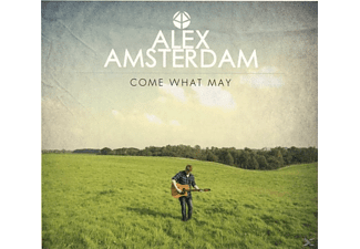 Alex Amsterdam - Come What May [CD]