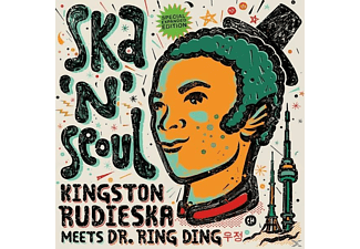 Dr.Ring Ding Meets Kingston Rudieska - Ska 'n' Seoul [Vinyl]