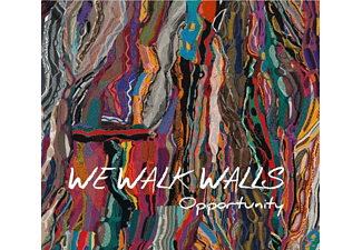 We Walk Walls - Opportunity - (CD)