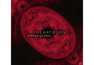 Scream Silence - Heartburnt - (CD)