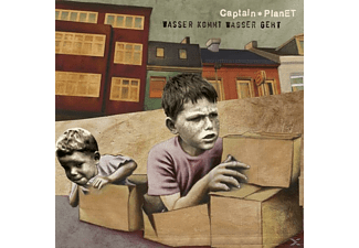 Captain Planet - Wasser Kommt Wasser Geht (Remastered) [LP + Download]