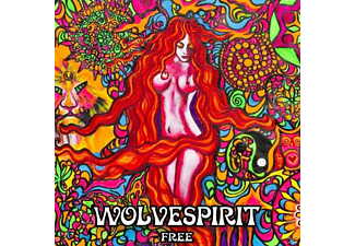 Wolvespirit - Free-Limited Edition - (CD)