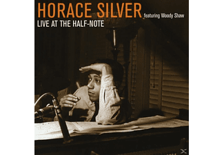 Horace Silver, Woody Shaw - Live At The Half-Note - (CD)