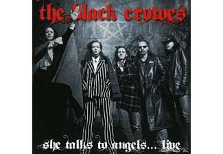 The Black Crowes - She Talks To Angels... Live - (CD)