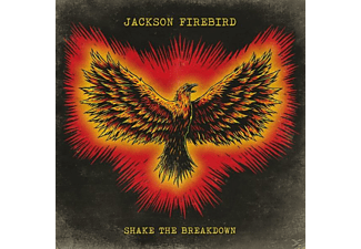 Jackson Firebird - Shake The Breakdown - (CD)