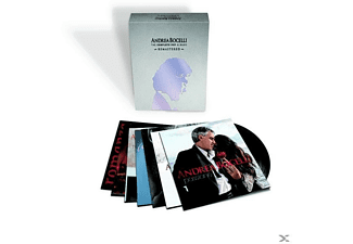 Bocelli Andrea Andrea Bocelli: The Complete Pop Albums (Ltd.Edt.) Βινύλιο