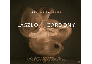 Laszlo Gardony - Life In Real Time - (CD)