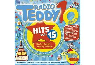 VARIOUS - Radio Teddy Hits Vol.15 - (CD)
