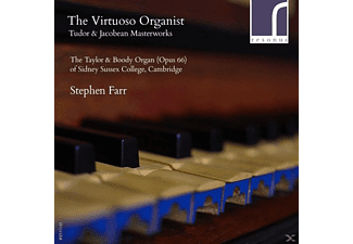 Stephen Farr - The Virtuoso Organist [CD]