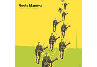 Roots Manuva - Dub Come Save Me [CD]