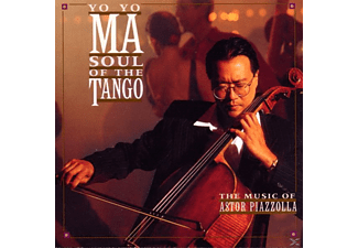 VARIOUS - Soul Of The Tango [CD]