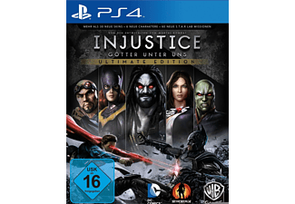 Injustice: Götter unter uns (Ultimate Edition) [PlayStation 4]
