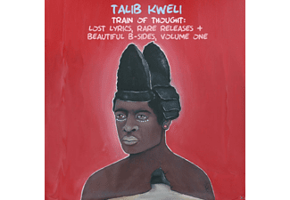 Talib Kweli - Lost Lyrics, Rare Releases & Beautiful B-Sides [CD]