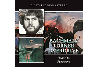Bachman-Turner Overdrive - Head On/Freeways [CD]