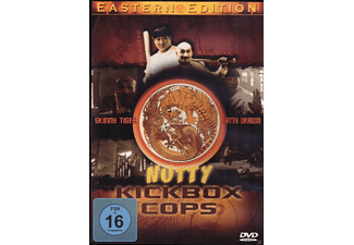 Nutty Kickbox Cops - (DVD)