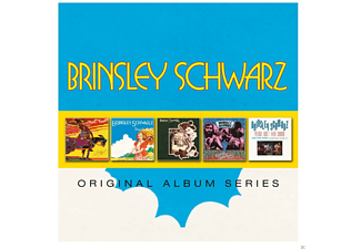 Brinsley Schwarz - Original Album Series - (CD)