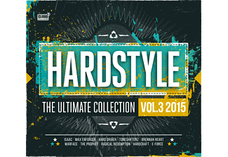 VARIOUS - Hardstyle Ultimate Collection 03/2015 [CD]
