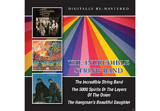 The Incredible String Band - Incredible String Band/5000 Spirits Or The Layers - (CD)