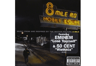 Eminem - 8 MILE [CD]