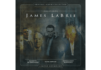 James Labrie -  Original Album Collection:Discovering James Labrie [CD]