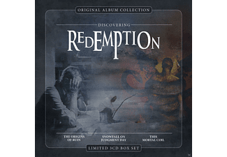Redemption Original Album Collection: Disvocering Redemption CD