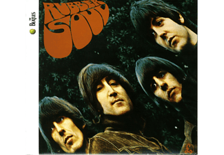 The Beatles - Rubber Soul - Stereo Remaster - (CD)
