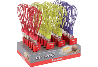METALTEX MR Whip Silikon Çırpıcı (Display)