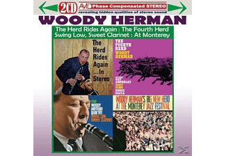 Woody Herman Woody Herman-Four Classic Albums CD