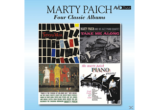 Marty Paich Marty Paich-Four Classic Albums CD