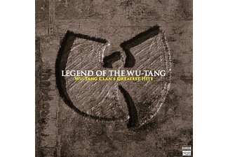 Wu-Tang Clan - Legend Of The Wu-Tang (Greatest Hits) - (Vinyl)