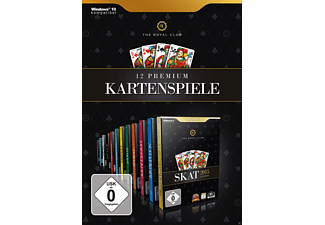 The Royal Club 12 Premium Kartenspiele 2017 [PC]
