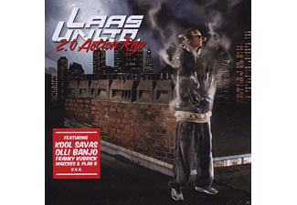 Laas Unltd. - 2.0 Action Rap - (CD)