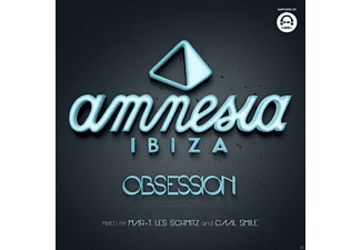 VARIOUS - Amnesia Ibiza-Obsession - (CD)