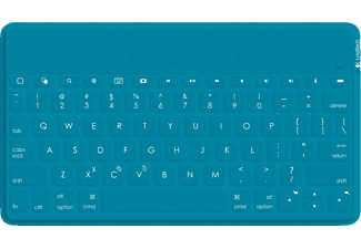LOGITECH Clavier iOS Keys-To-Go AZERTY Bleu