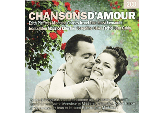 VARIOUS - Chansons D'amour - (CD)