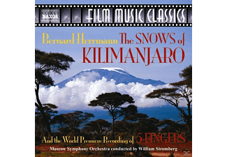 William T./Moskau SO Stromberg - Snows Of Kilimanjaro/5 Fingers - (CD)