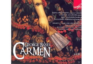 Obraztsova, Atlantov, Mazurok, Orchestra Of The State Academic - CARMEN - (CD)