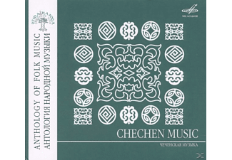 VARIOUS, Magamedow,Sultan/Dimayev,Umar/Shaipov,Said - Anthology of Folk Music: Musik aus Tschetschenien - (CD)