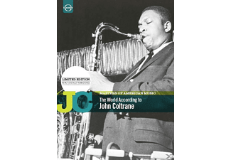 John Coltrane - The World According To John Coltrane - (DVD)