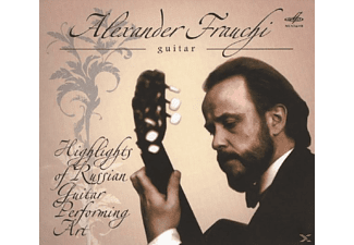 Alexander Frauchi, Naum Latinsky, Valery Klimov - Highlights of Russian Guitar Performing Art - (CD)