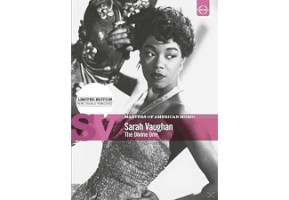 Sarah Vaughan - The Divine One - (DVD)