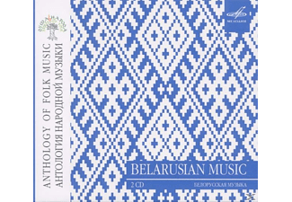 GOLOVKO,RAISA/AVTUKHOVICH,MARIA/FRAUENCHOR MINSK - Anthology Of Folk Music: Belarusian Music - (CD)
