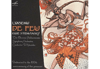 Kitaenko, The Moscow Philharmonic So, Kitaenko/The Moscow Philharmonic SO - L'Oiseau de Feu - (CD)