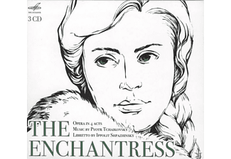 Gennadi & Moscow Theatre Provatorov - The Enchantress [Box-Set] - (CD)